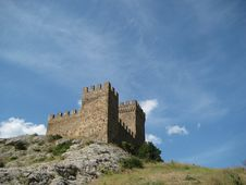 Free Fortress Stock Photography - 5476852