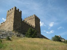 Free Fortress Stock Photo - 5476860