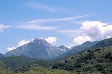 Free Mountains Royalty Free Stock Photography - 5477137