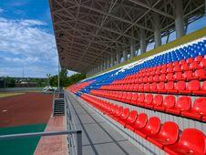 Free Stadium And Tribune Royalty Free Stock Image - 5477146