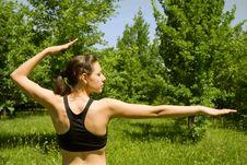 Free Yoga Stock Images - 5477204