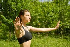 Free Yoga Stock Photo - 5477430
