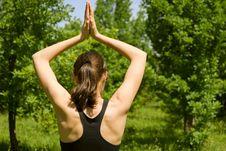 Free Yoga Stock Image - 5477461