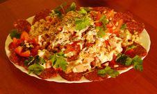 Free Salad Royalty Free Stock Image - 5477906