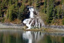 Free Waterfall Royalty Free Stock Photo - 5478415