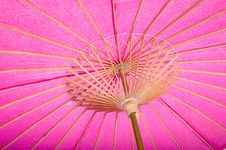 Free Paper Umbrella Background Royalty Free Stock Photo - 5478665