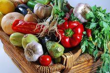 Free Fresh Vegetables Royalty Free Stock Photos - 5478998