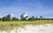 Free Miami Beach Royalty Free Stock Photo - 5479535