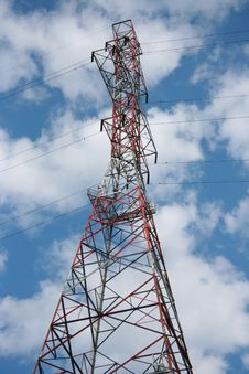 Free Hydro Tower Stock Photography - 5479892