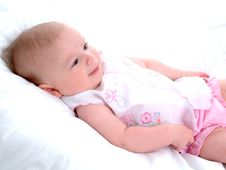 Free Tiny Girl Royalty Free Stock Images - 5479989