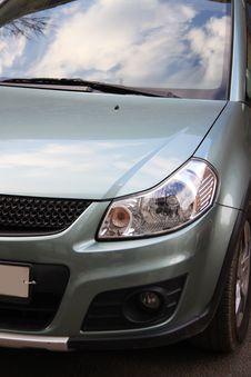 Free Car Metal Details Stock Photos - 54765383