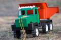 Free The Toy Lorry Stock Photography - 5483462