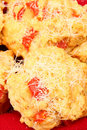 Free Pizza Muffins Stock Photos - 5484293
