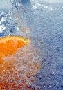 Free Fresh Orange Royalty Free Stock Photos - 5488828