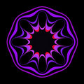 Free Fractal Mandala Stock Image - 5489891