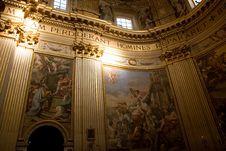 Free Church Interior Stock Image - 5480491