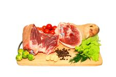 Free Fresh Meat Royalty Free Stock Images - 5480809