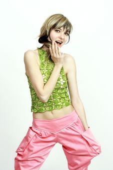 Free Fashion Photoshoot Stock Images - 5481104