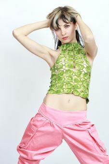 Free Fashion Photoshoot Stock Photos - 5481273