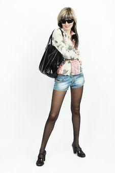 Free Fashion Photoshoot Royalty Free Stock Image - 5481576