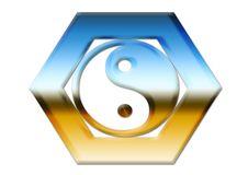 Yin & Yang Stock Images