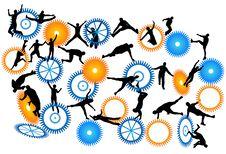Free Acrobats Stock Photos - 5482343