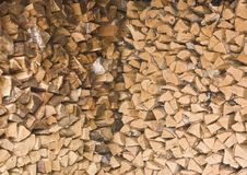 Free Woodpile Royalty Free Stock Image - 5482866