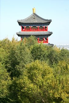 Free Pagoda Royalty Free Stock Photography - 5483607