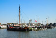 Free Marken, Netherlands Royalty Free Stock Photography - 5483827