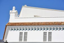 White Houses In Andalucia Stock Photography