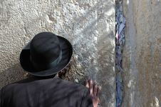 Free Western Wall Royalty Free Stock Images - 5484429