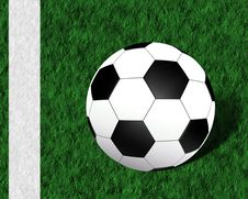Free Football Ball Stock Photography - 5484432
