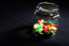 Free Candies Stock Photography - 5484442
