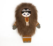 Free Ethnic Doll Royalty Free Stock Image - 5484666