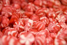 Free Red & White Sweet Food Royalty Free Stock Photography - 5484817