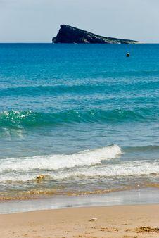 Free Big Playa Levante-benidorm,spain Royalty Free Stock Image - 5485006