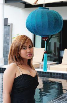 Free Asian Woman Stock Photo - 5485090