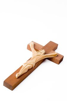 Free Wooden Cross Stock Photos - 5486153