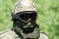 Free Soldiers Stock Photography - 5486602