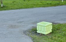 Free Refuse Bin Stock Photo - 5487100