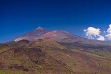 Free Pico Del Teide Stock Image - 5487801