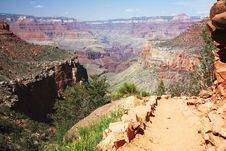 Free Scenery From Grand Canyon In Arizona Royalty Free Stock Images - 5487829