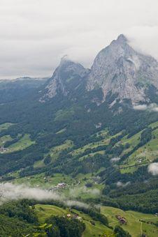 Free Alpine Valley Stock Photo - 5487870