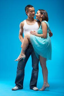 Free Couple Stock Photo - 5488210
