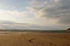 Free Lahinch Beach, Ireland Stock Photo - 5488830