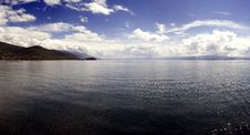 Free Ohrid Blue 2 Royalty Free Stock Images - 5489489