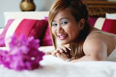 Free Asian Woman Royalty Free Stock Photos - 5489498