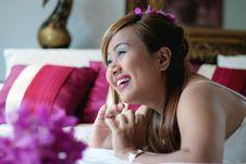 Free Asian Woman Royalty Free Stock Image - 5489526