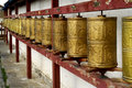 Free Prayer Wheels Royalty Free Stock Photo - 5491305