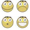 Free Emoticons Stock Image - 5491931